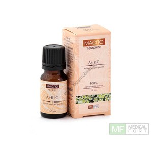 Anise 100% essential oil from Medical Fort