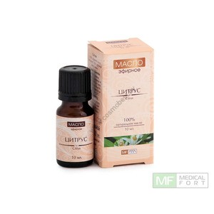 Citrus 100% essential oil from Medical Fort