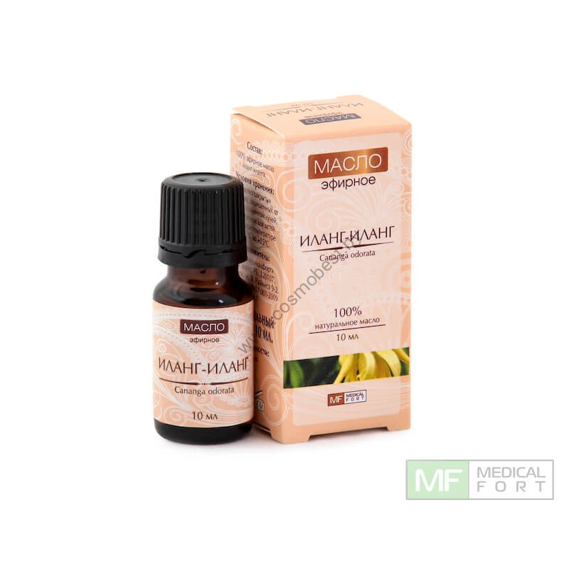 Ylang Ylang 100% Essential Oil from Medical Fort