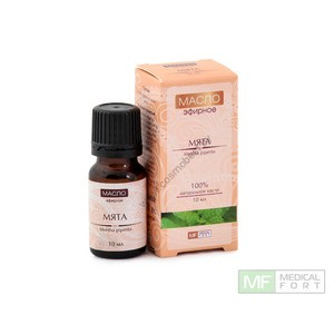 Mint 100% essential oil from Medical Fort