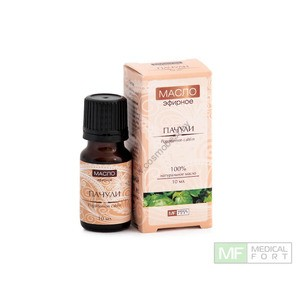 Patchouli 100% essential oil from Medical Fort