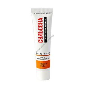 "Shampoo-paste ""Sulsena"" against dandruff 40 ml from Amalgam Lux"