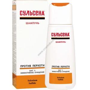 Шампунь «Сульсена» для волос против перхоти флакон 150 мл от Амальгама Люкс