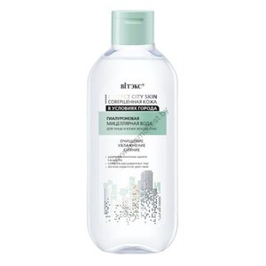 Hyaluronic micellar water for face and skin around the eyes from Vitex