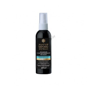 Leave-in magic hair restoration spray with black cumin oil and moringa extract from Belita