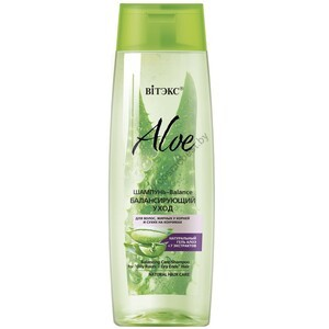 Shampoo-Balance for hair, oily at the roots and dry at the ends from Vitex
