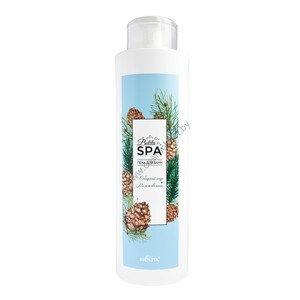 "Bath foam ""Siberian cedar and juniper"" from Belit"