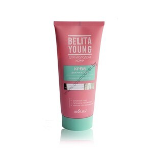 Hand and body cream Formula of tenderness from Belita