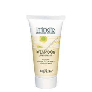 "Cream-care ""Intimate"" from Belita"