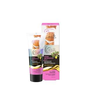 5 in 1 depilatory cream for the bikini area and armpits from Vitex