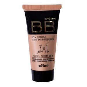 BB cream тон 02 - легкий загар от Белита
