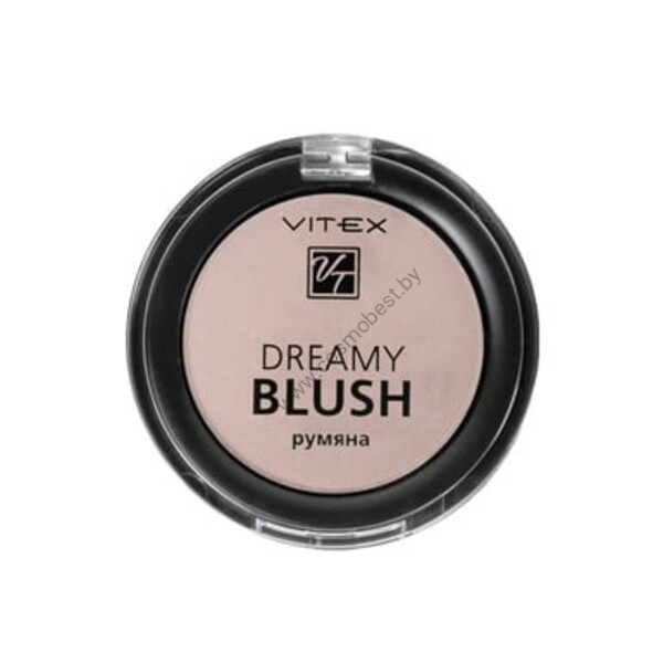 Компактные румяна DREAMY BLUSH от Витэкс