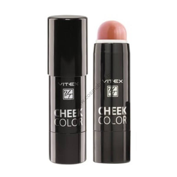 Кремовые румяна CHEEK COLOR от Витэкс