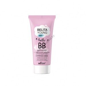 "BB-highlighter with toning effect for young skin ""Flawless radiance"" from Belita"