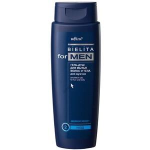 Гель-душ для мытья волос и тела от Белита
