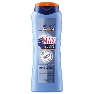 Гель-душ для мытья волос и тела для мужчин «Тройной эффект» от Витэкс