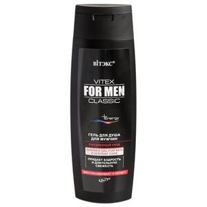 Shower gel for men daily care from Vitex