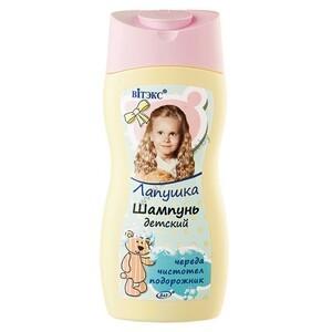 Children's shampoo from Vitex
