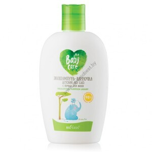 Eco shampoo-bath for children without tears from the first days of life from Belita