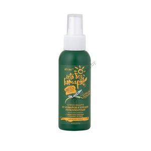 Спрей-защита от комаров и клещей репеллентный от Витэкс
