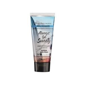 "Mattifying day face cream ""Freshness and balance"" from Belita-M"