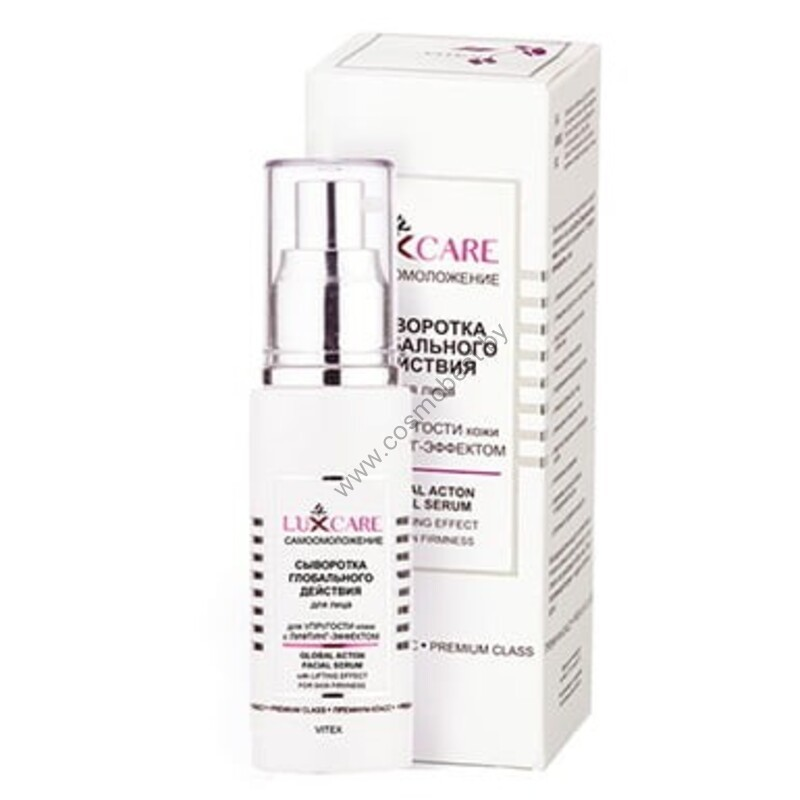 GLOBAL EFFECT FACE SERUM for FIRMING SKIN with LIFTING EFFECT from Vitex