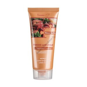 Face mask Peach + mint from Belita-M