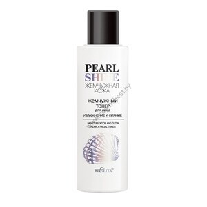 "Pearl toner for the face ""Moisturizing and radiance"" from Belita"