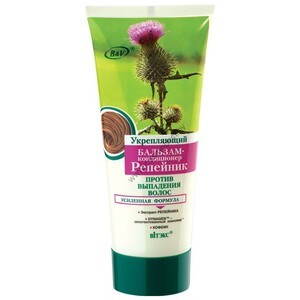 "Firming balm-conditioner ""Burdock"" against hair loss from Vitex"
