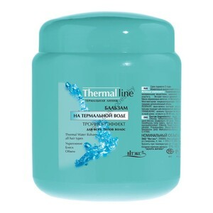 Бальзам на термальной воде «Тройной эффект» для всех типов волос от Витэкс