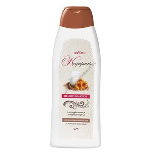 """Shampoo-cream with natural conditioner """"Kefir"""" from Belita"""