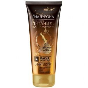 Мультифункциональная маска-эликсир для волос «Oil-Intensive» от Белита
