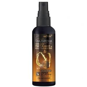 Двухфазный спрей-реставратор для волос «Oil-intensive» от Белита