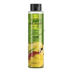 "Shower gel ""Cocktail Mango and Pineapple"" from Belita-M"