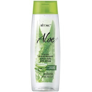 Vitex Ultra Moisturizing Aloe Shower Gel