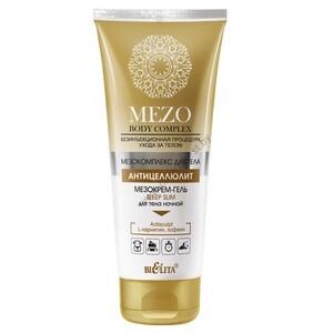 Meso-cream-gel SLEEP SLIM for night body from Belita