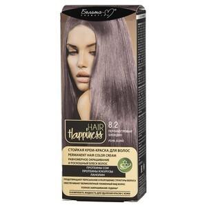 Стойкая крем-краска для волос  тон 8.2 Перламутровый блондин от Белита-М