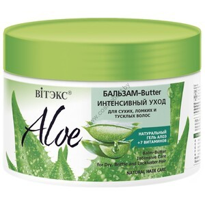 Balm-Butter Intensive care for dry, brittle and dull hair from Vitex