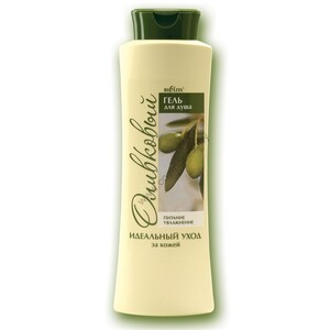 Shower Gel Olive Nourishment & Moisturizing from Belita
