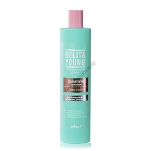 Hair shampoo Shine and Strength from Belita