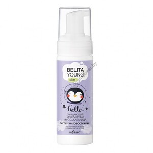 "Cleansing micellar mousse for the face ""Matte Skin Expert"" from Belita"