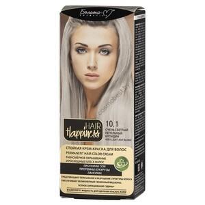 Стойкая крем-краска для волос тон 10.1 Очень светлый пепельный блондин от Белита-М