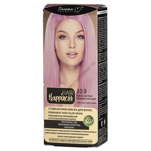 Стойкая крем-краска для волос тон 10.9 Очень светлый розовый блондин от Белита-М