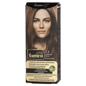 Стойкая крем-краска для волос  тон 7.3 Золотисто-русый от Белита-М