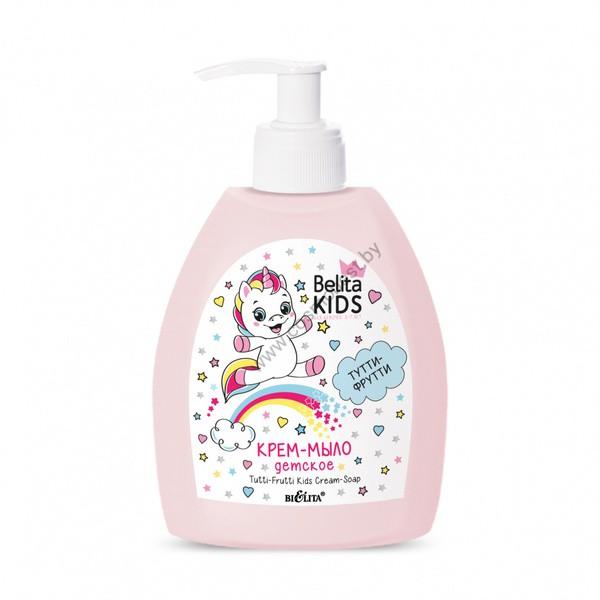 Детское крем-мыло «Тутти-Фрутти» для девочек от Белита