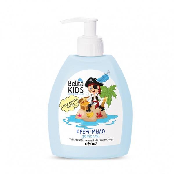 Детское крем-мыло «Тутти-Фрутти-Банан» для мальчиков от Белита