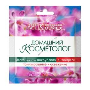 Mask for the skin around the eyes Antistress, toning and refreshing from Belkosmex