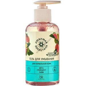 Washing gel for normal skin Favorite cosmetics from Belkosmex