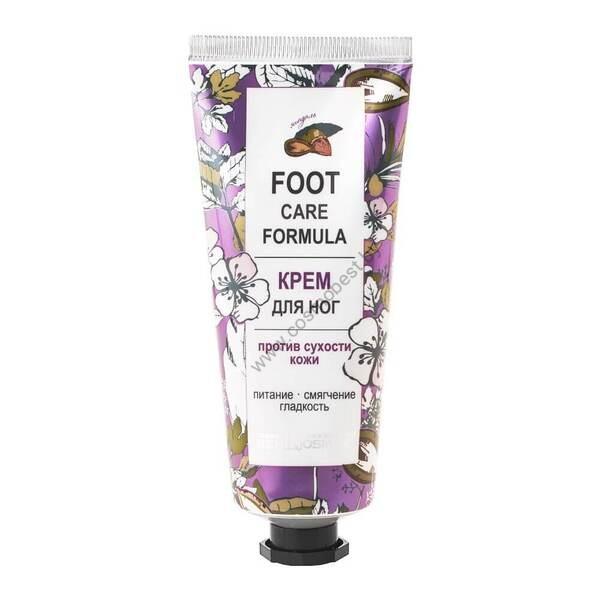 Крем для ног против сухости кожи • питание • смягчение • гладкость от Belkosmex
