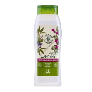 Shampoo against hair loss Favorite cosmetics from Belkosmex